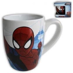 TAZA SPIDERMAN BARRILETE