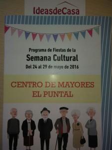 Programa de Fiestas de El Puntal. Ideasdecasa
