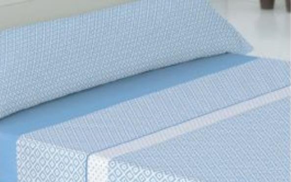 A la hora de elegir fundas nórdicas o sábanas, ¿qué elijo, 100% algodón o 50% algodón y 50% poliéster?