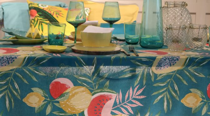 3 Consejos para refrescar la decoración en verano