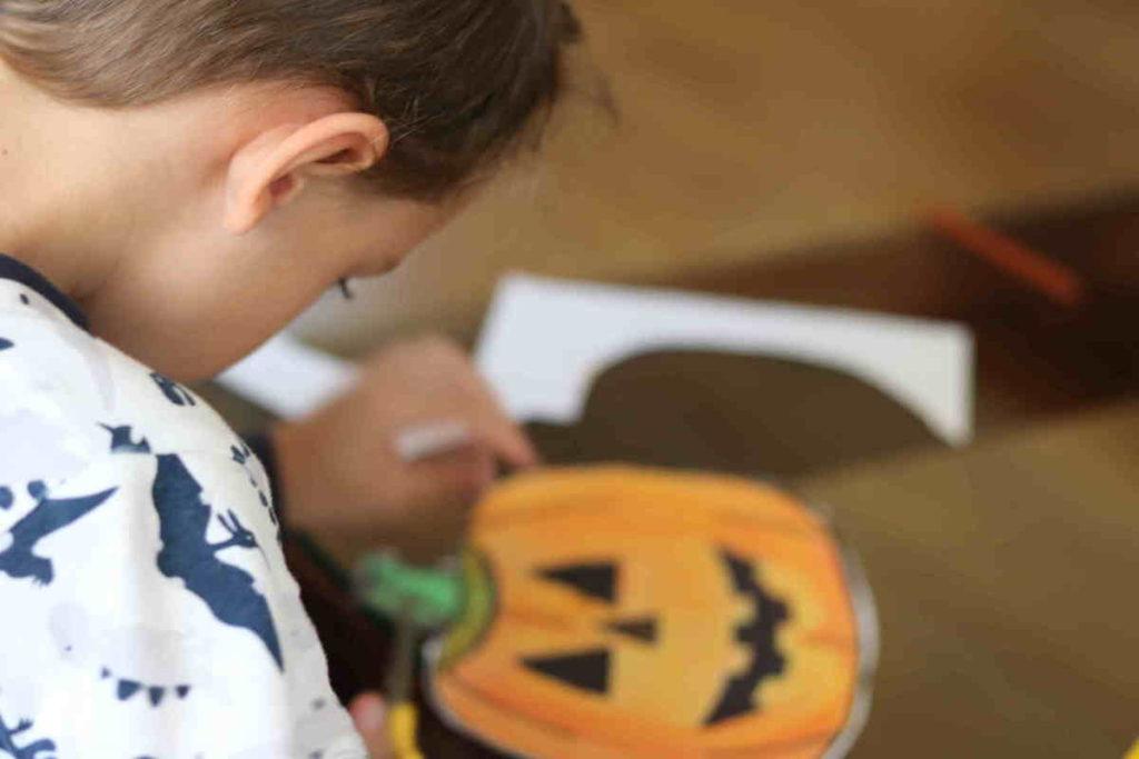 4 ideas de decoracion Halloween
