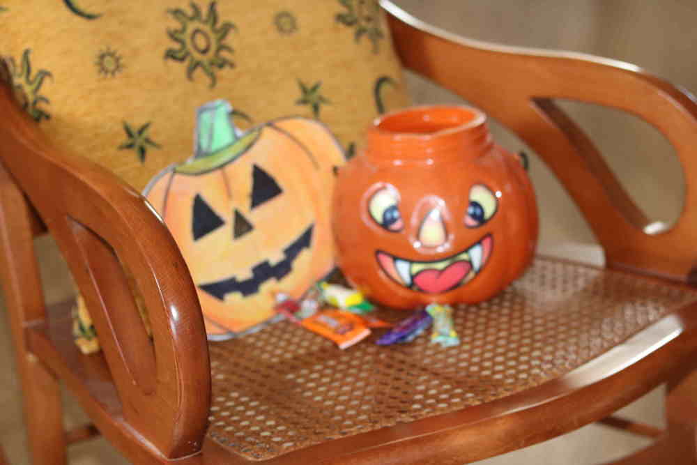 4 ideas de decoracion Halloween. Ideasdecasa