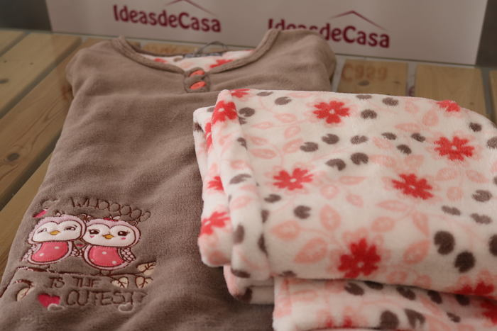 pijama coralina chica