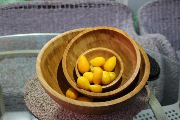 Bol Ensalada bambu JAN