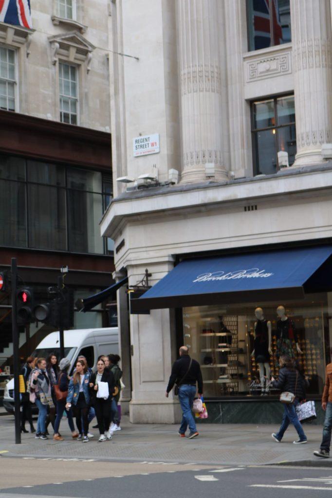 Tendencias de Hogar en Regent Street. Londres. Ideasdecasa