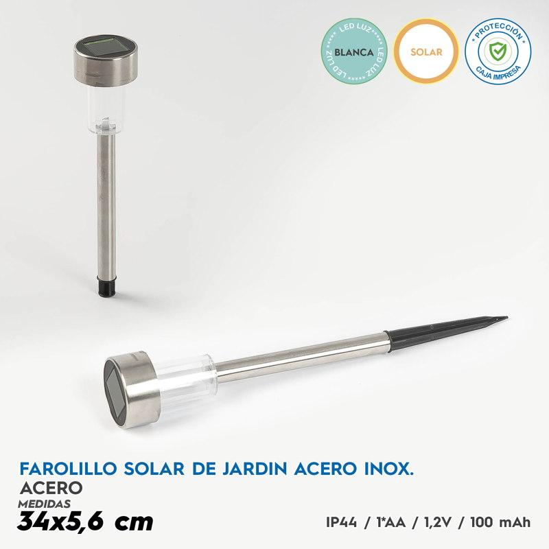 Farolillo Jardin. Ideasdecasa