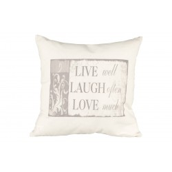 COJIN LIVE WELL LAUNGH 40x40CM