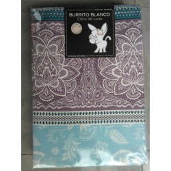 SET OF SHEETS BURRRITO BLANCO 150CM