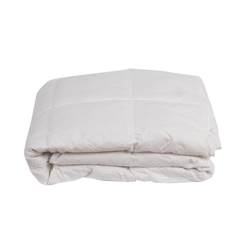 Edredon English.Edredon Nordico Plumon Blanco Cama 135