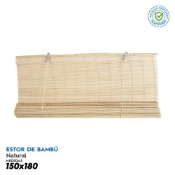 Bamboo Blind  150x180
